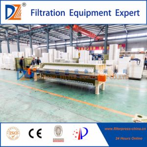 Dazhang Dewatering Filtration Equipment Automatic Chamber Filter Press pictures & photos