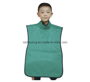 Dental Protective Apron for Children (PB01-1) pictures & photos