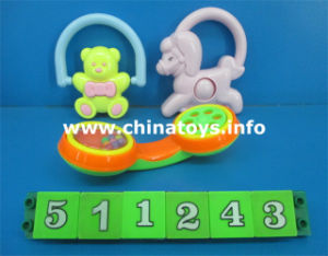Educational Toy Novelty Plastic Baby Bell Sets (511240) pictures & photos