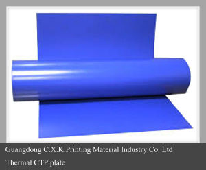 Speedy Exposure High Quality Thermal CTP Plates pictures & photos