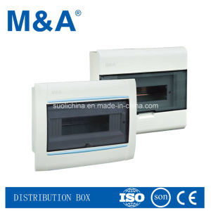 Ntsm Distribution Box Consumer Unit Plastic Cabinet pictures & photos