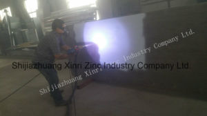 Special Spray Zinc Machine for Metal Protection pictures & photos