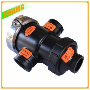 Ball Motorized 12V Flush Diaphragm Valve pictures & photos