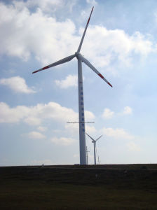 Wind Power Pole Steel Tower pictures & photos