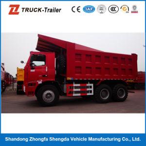 Sinotruck HOWO Left Hand Driving 6X4 8X4 Tipper Truck