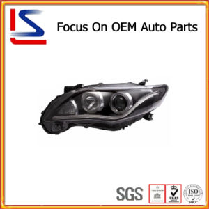 Light Bar Model Head Lamp for Toyota Corolla 10 pictures & photos