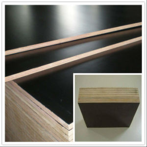 Low Price Finger Joint Film Faced Plywood pictures & photos