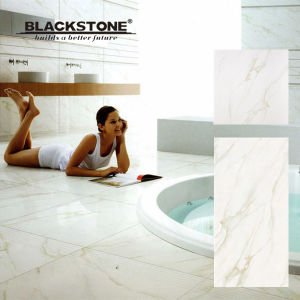 Nice Design 600X600 Carrara Series Glazed Polished Floor Tile (BEM60P30B) pictures & photos