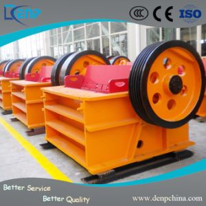 Superior Performance Jaw Crusher Machine for Stone Crushing Site pictures & photos