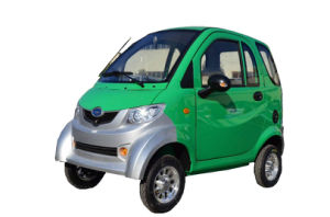 Hot Selling Mini Electric City Cars pictures & photos