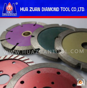 Hot Sale Series 110mm Tuck Point Segment Saw Blade pictures & photos