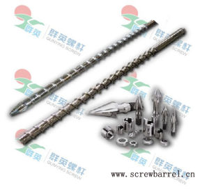 Injection Single Screw Barrel Assembly for Plastic Moulding Machines (QY-L025)