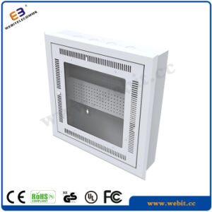 Embedded 19 Inch Wall Mount Cabinet pictures & photos
