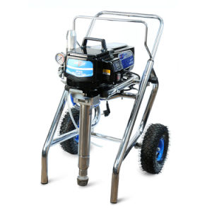 Airless Paint Sprayer Piston Pump Spt670, Self-Leveling Floor Paint pictures & photos