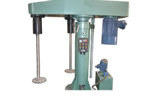 Well-Effecient Dual Shaft Dispersion Machine pictures & photos