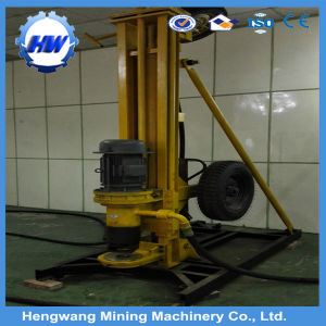 Pneumatic and Hydraulic Crawler Rock Drilling Rig for Mining pictures & photos