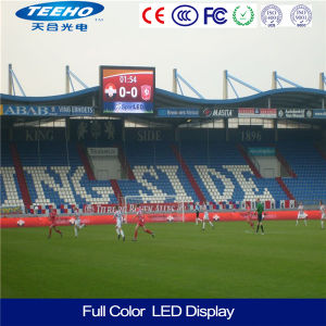 Sports Stadium SMD P10 LED Display 1r1g1b, Indoor LED Display Screens Mbi5024 pictures & photos