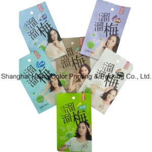 Plastic Compound Printing Snack Food Packaging Small Bag
