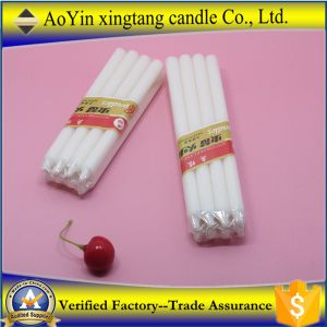 21g Pure White Wax Candle for Africa with Low Price pictures & photos