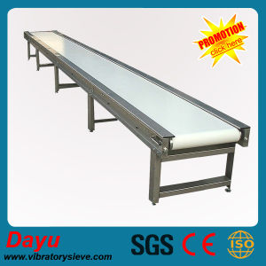 Stainless PVC Conveyor Belt for Food pictures & photos