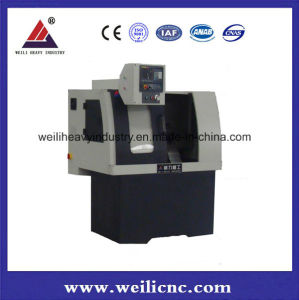 China Hot Sale Weili Heavy Industry Ck6426 Slant Bed CNC Turning Center pictures & photos