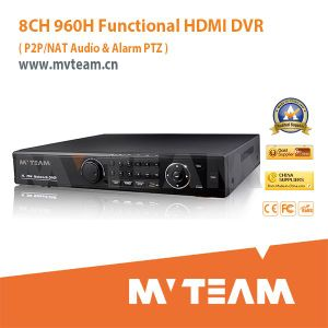 Project Use on 8CH 960h Stand Alone DVR System with 4u HDD (MVT-62B08D) pictures & photos