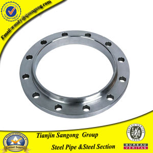 "1/2""-24""Threaded Socket Weld Flange pictures & photos"