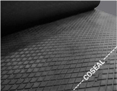 Five Colors of SBR+Neoprene Rubber Mat for Door pictures & photos