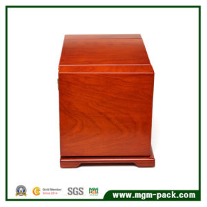 Luxury Custom Thick High Quality Wooden Jewelry Box pictures & photos