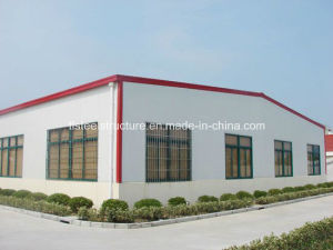 Steel Structure Factory Workshop Building Project pictures & photos