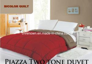 Bicolor Quilt, Duvet, Comforter-PP07