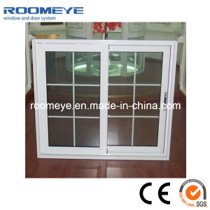 Factory Price High Quality Windows USA Tape PVC Sliding Windows for Sale pictures & photos