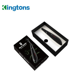 2016 Electronic Vaping Pen Black Mamba Dry Herb Vaporizer, Mini Vape Device From Kingtons pictures & photos
