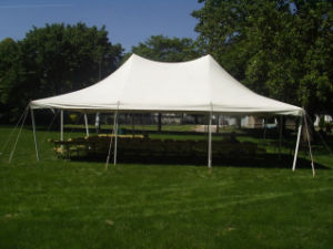 20X30 Pole Tent for Sale pictures & photos
