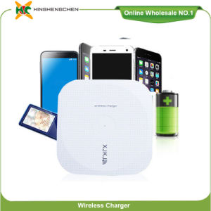 Wireless Charger for Samsung with Fast Charging 5V 2A pictures & photos