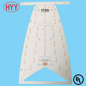 UL Metal Based Aluminum PCB with Special Shape pictures & photos
