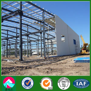 Construction Structural Steel Building Used as Workshop, Warehouse (XGZ-SSB009) pictures & photos