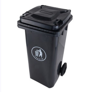 Anti-UV Outdoor Trash Can (FS-80120A) pictures & photos