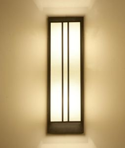 Metal Fabric Wall Lamp (WHW-189) pictures & photos