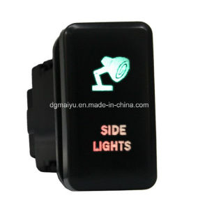 12volt Side Lights Push Switch pictures & photos