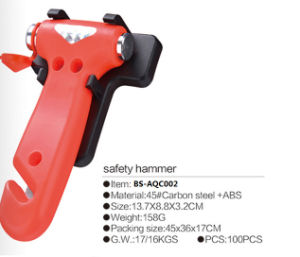 Safety Hammer/Emergency Lifesaving Bus Safety Hammer pictures & photos