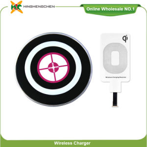 Fast Charger Hawkeye Qi Wireless Charger for Samsung Galaxy S6 pictures & photos