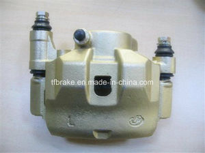 Customized Drawing Design High Performance Brake Caliper Castings