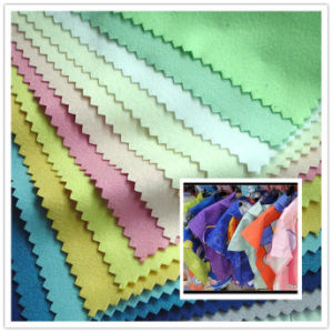 Microfiber Cleaning Cloth and Bathrobe Fabric