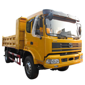 10t 4X2 Medium Dump Truck
