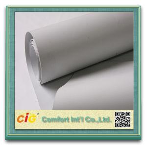 PVC Fiberglass Curtain PVC Coated Blackout Fabrics pictures & photos