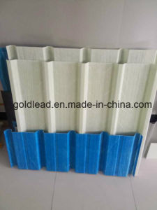 Hot Sale FRP Pultruded Corrugated Sheet Making Machine pictures & photos