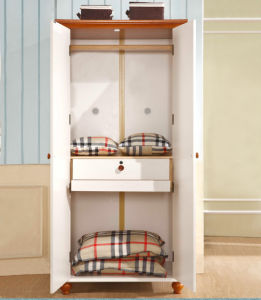 European Style Bedroom Wardrobe Bedroom Furniture (M-X1093) pictures & photos
