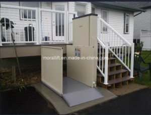 Hot Sale Hydraulic Disabled Wheelchair Lift pictures & photos