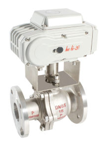 Actuated Ball Valve pictures & photos